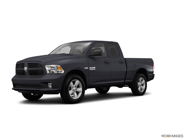 Top Expert Rated Trucks of 2017 - 2017 Ram 1500 Quad Cab