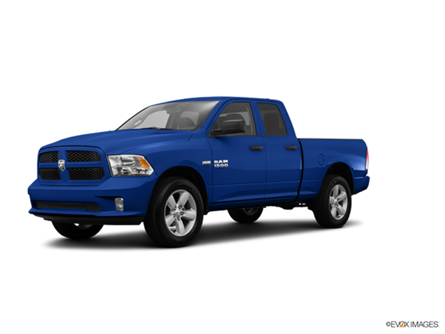 Most Fuel Efficient Trucks of 2017 - 2017 Ram 1500 Quad Cab
