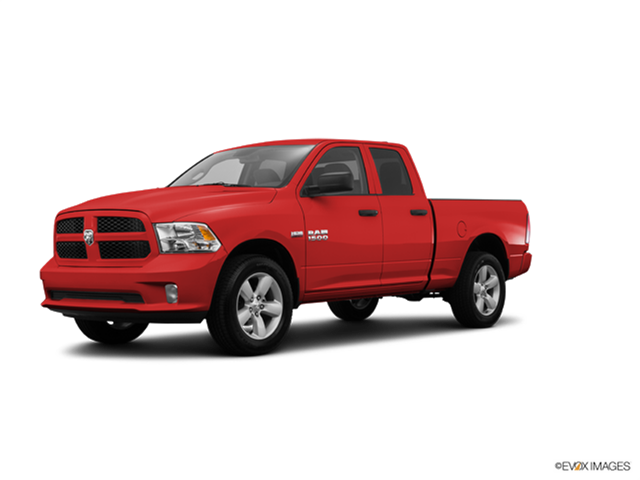 New Car 2017 Ram 1500 Quad Cab Tradesman