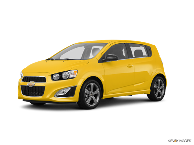 Top Expert Rated Hatchbacks of 2016 - 2016 Chevrolet Sonic