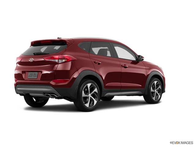 New Car 2017 Hyundai Tucson Sport