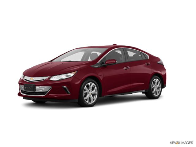 Most Fuel Efficient Sedans of 2017 - 2017 Chevrolet Volt