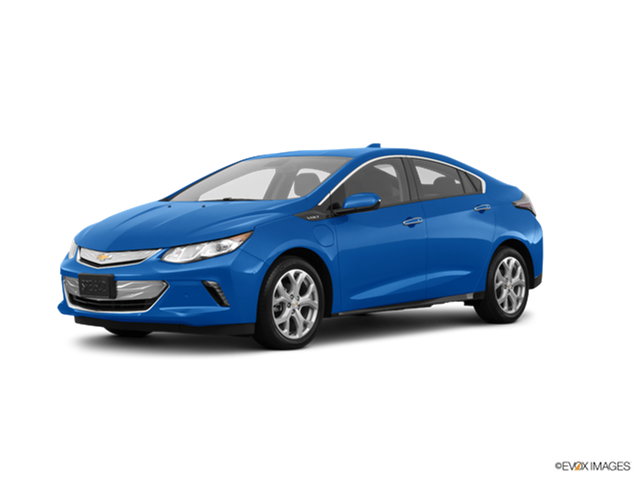 Most Popular Electric Cars of 2017 - 2017 Chevrolet Volt
