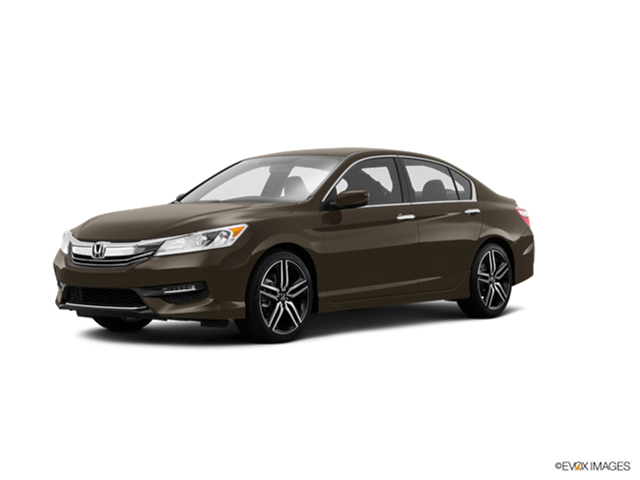New Car 2017 Honda Accord Sport w/Honda Sensing