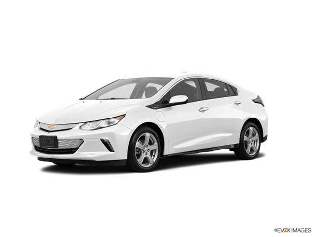 2016 Chevrolet Volt  Kelley Blue Book