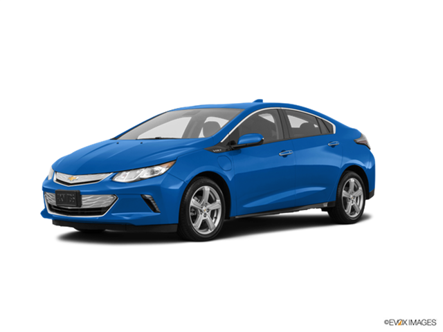 Most Fuel Efficient Electric Cars of 2017 - 2017 Chevrolet Volt