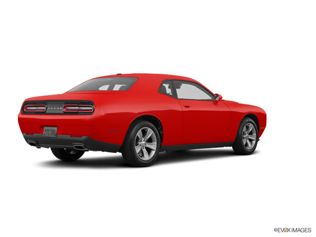 New Car 2017 Dodge Challenger SXT