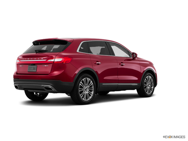 New Car 2018 Lincoln MKX Reserve