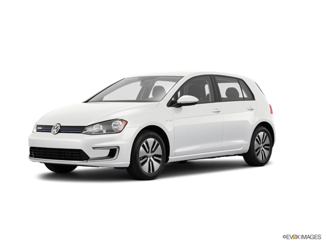 New Car 2018 Volkswagen e-Golf SEL Premium
