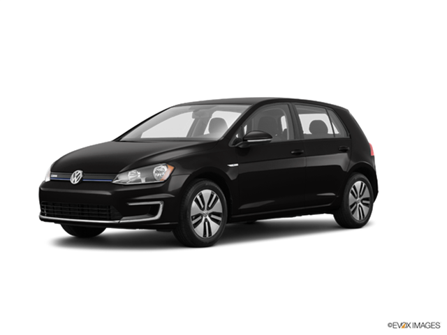 New Car 2017 Volkswagen e-Golf SEL Premium