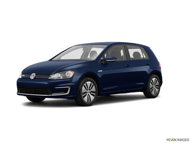 Most Fuel Efficient Sedans of 2016 - 2016 Volkswagen e-Golf