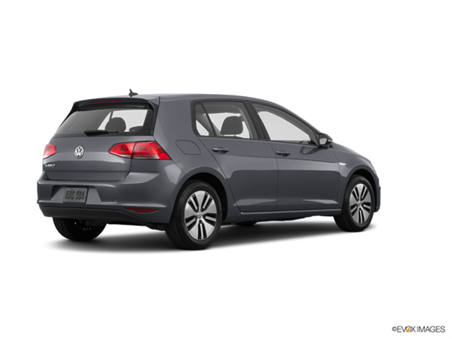 New Car 2017 Volkswagen e-Golf SE