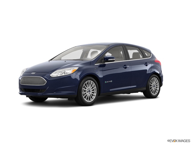 Most Fuel Efficient Electric Cars of 2017 - 2017 Ford Focus