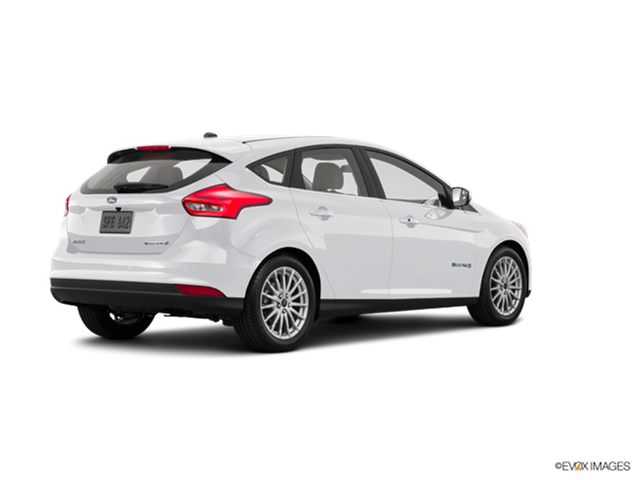 New Car 2017 Ford Focus Electric