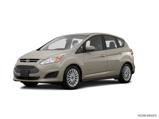 Most Fuel Efficient Wagons of 2016 - 2016 Ford C-MAX Hybrid