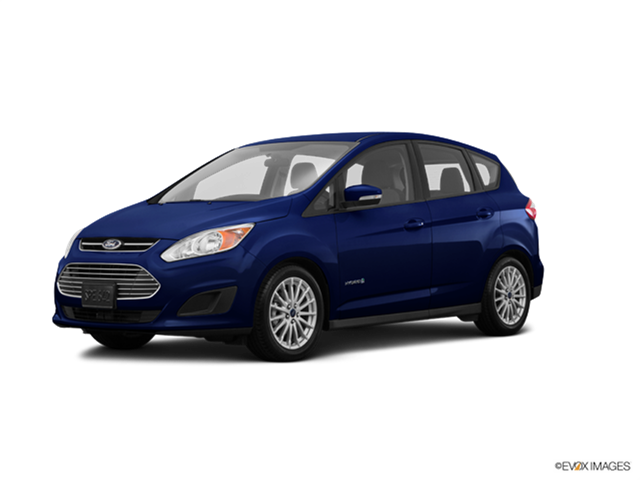 Best Safety Rated Wagons of 2016 - 2016 Ford C-MAX Hybrid