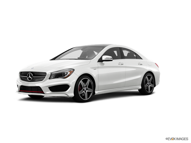 2016 mercedes benz cla kelley blue book for 2016 mercedes benz cla