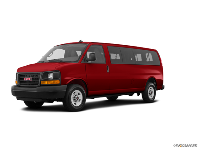 Most Popular Vans/Minivans of 2016 - 2016 GMC Savana 2500 Passenger