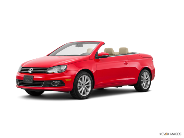 Most Popular Coupes of 2016 - 2016 Volkswagen Eos