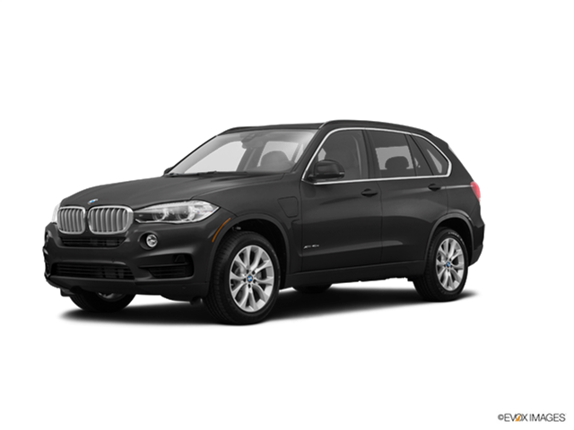 Most Popular Electric Cars of 2017 - 2017 BMW X5