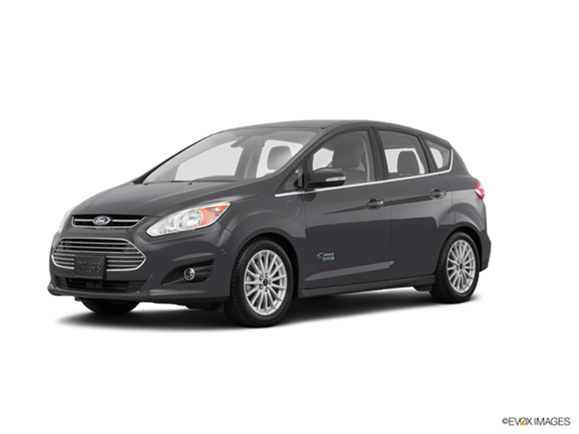 Highest Horsepower Electric Cars of 2017 - 2017 Ford C-MAX Energi