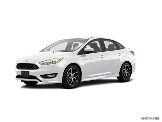 New Car 2017 Ford Focus SE
