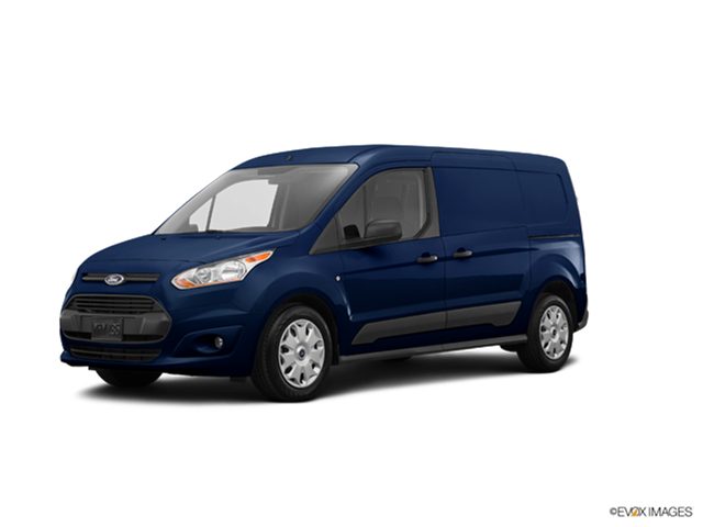 New Car 2018 Ford Transit Connect Cargo XLT