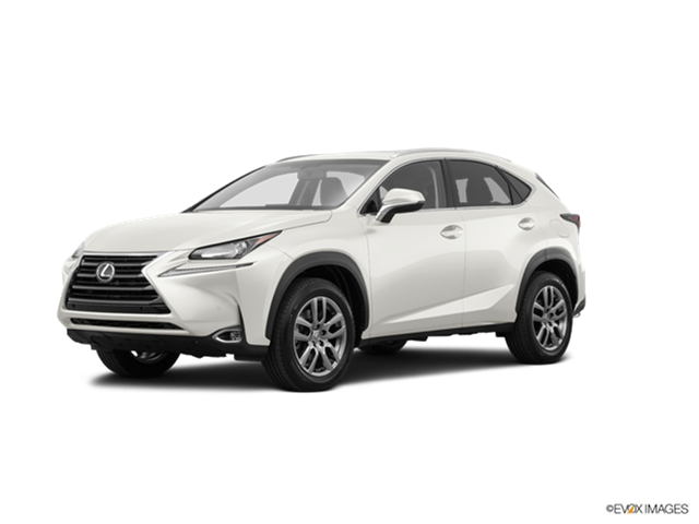 Lexus Nx Kelley Blue Book
