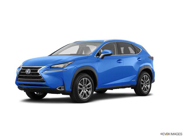 Best Safety Rated Hybrids of 2016 - 2016 Lexus NX