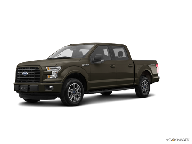 Most Fuel Efficient Trucks of 2016 - 2016 Ford F150 SuperCrew Cab