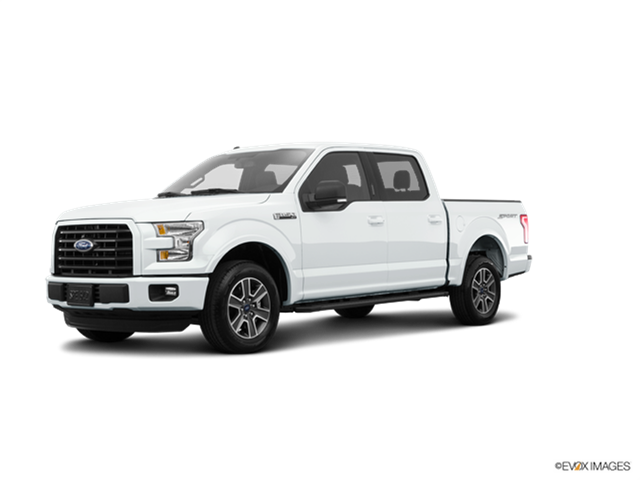 2016 Ford F150 SuperCrew Cab