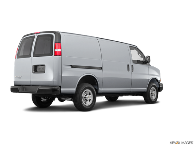 New Car 2018 Chevrolet Express 3500 Cargo Regular