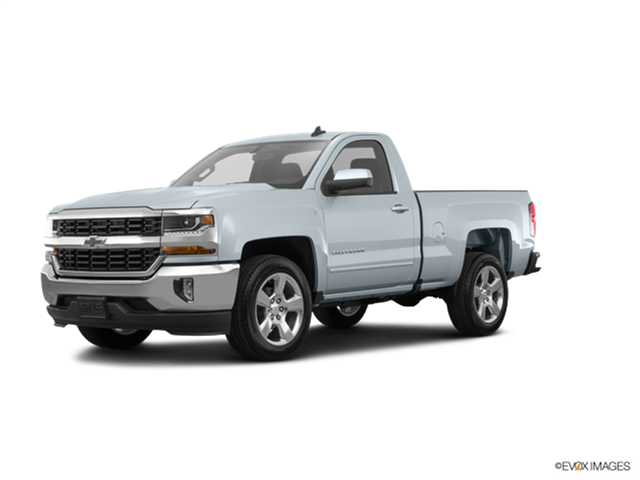 New Car 2017 Chevrolet Silverado 1500 Regular Cab LS