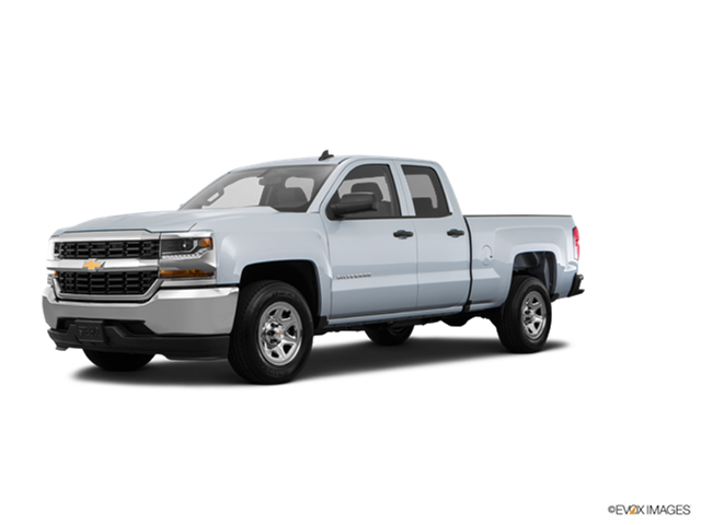 New Car 2017 Chevrolet Silverado 1500 Double Cab Custom
