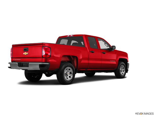 New Car 2018 Chevrolet Silverado 1500 Double Cab LTZ
