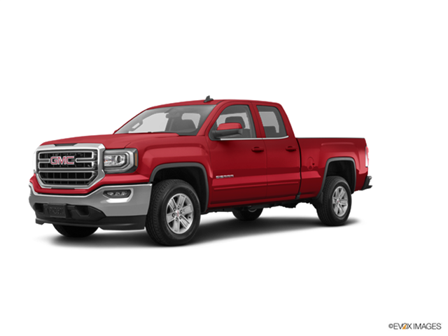 Best Safety Rated Trucks of 2018 - 2018 GMC Sierra 1500 Double Cab