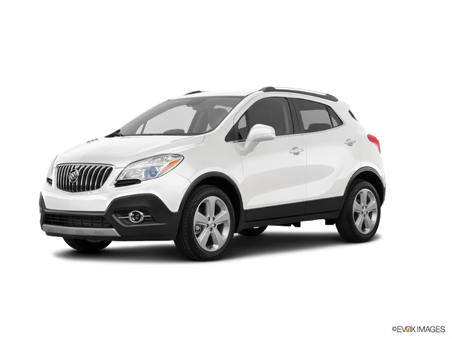 2016 buick encore new car prices kelley blue book. Black Bedroom Furniture Sets. Home Design Ideas