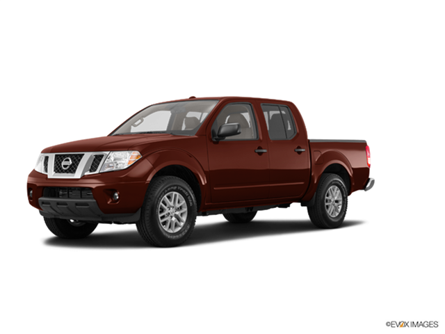 Most Popular Trucks of 2017 - 2017 Nissan Frontier Crew Cab