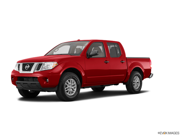 Most Popular Trucks of 2018 - 2018 Nissan Frontier Crew Cab