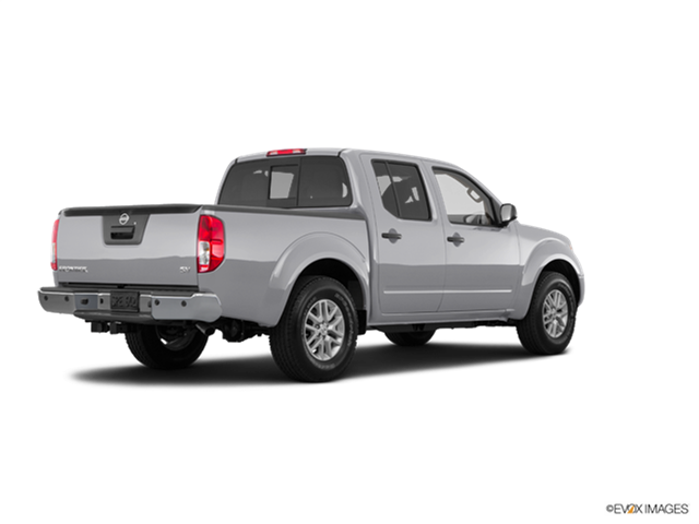 New Car 2017 Nissan Frontier Crew Cab SV