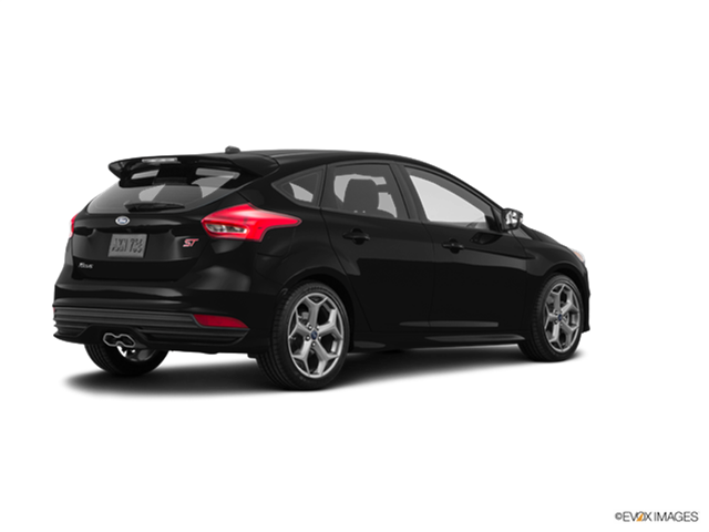 New Car 2018 Ford Focus ST