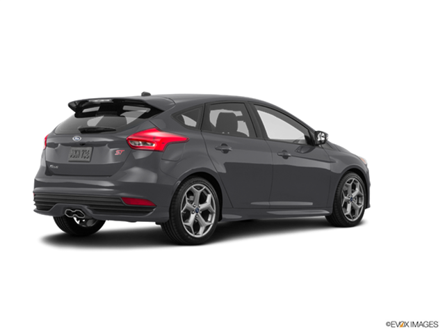 New Car 2017 Ford Focus ST