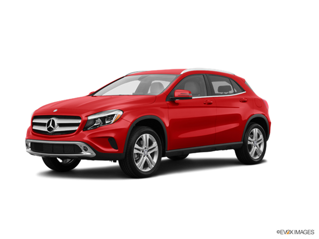 Most Fuel Efficient Crossovers of 2016 - 2016 Mercedes-Benz GLA