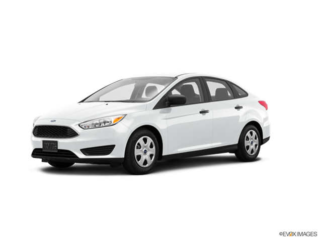 New Car 2018 Ford Focus S