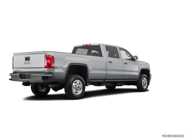 New Car 2018 GMC Sierra 2500 HD Crew Cab SLE