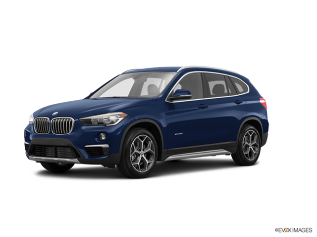 Best Safety Rated Crossovers of 2018 - 2018 BMW X1