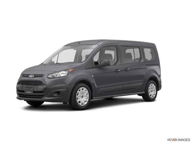 Top Consumer Rated Vans/Minivans of 2016 - 2016 Ford Transit Connect Passenger