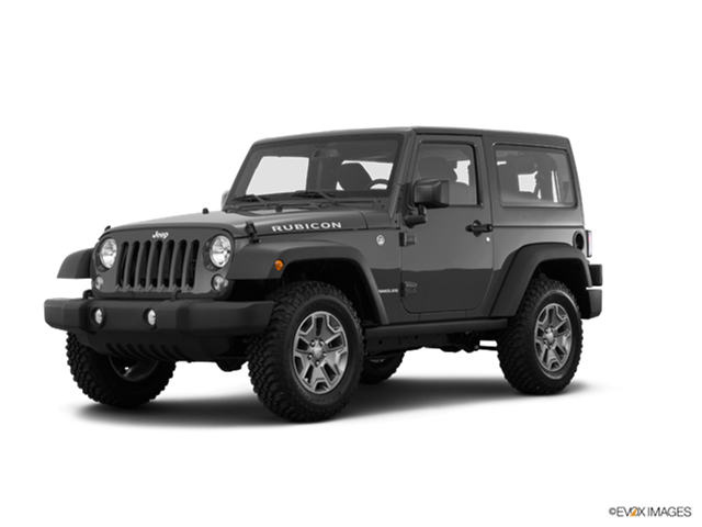 New Car 2017 Jeep Wrangler Rubicon Hard Rock