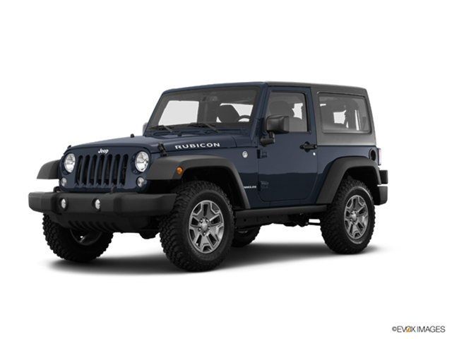 New Car 2017 Jeep Wrangler Rubicon