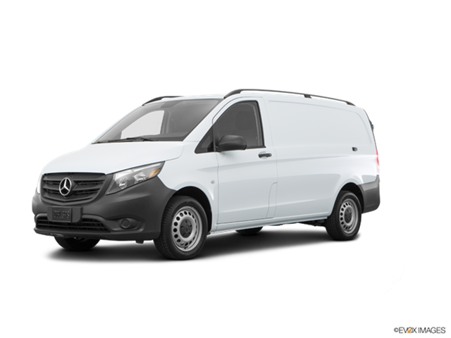 "New Car 2018 Mercedes-Benz Metris Cargo Long w/135"" WB"